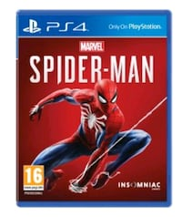 Gioco ps4 Spider-Man  Gallarate, 21013