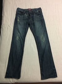 Superdry men's jeans 30*34 Markham