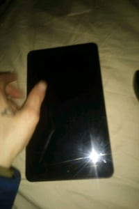 black Android smartphone with black case Crofton, 21114