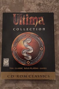 Ultima Collection PC game