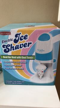 Electric Ice Shaver Leesburg, 20176