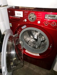Front load washer LG in excellent conditions  Baltimore, 21223