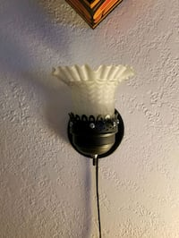Very cool vintage style wall lamp Victoria, V9A 6A6