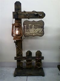Handmade welcome sign  Taneytown, 21787