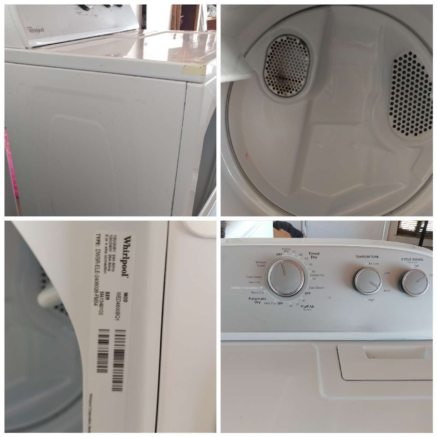 Electric whirlpool dryer I have 3 prong and 4.