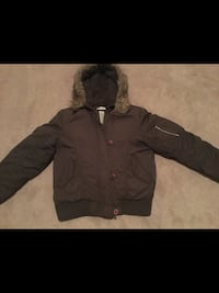 Ladies size Large Brown (Brand Buffalo Jacket)  Milton, L9T 2R1
