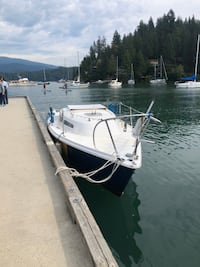 Sailboat 23 foot CALGARY
