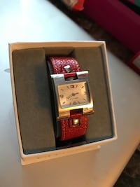 silver and red ring in box Leominster, 01453