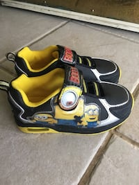 New Despicable Me Sneakers, Size 12 Ocean Isle Beach, 28469