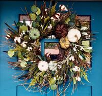 Custom made Wreaths  and Garlands