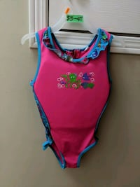 UPF 50 BATHING SUIT-4T