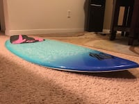 Fiberglass skimboard w/ custom back foot gripping! Gulfport, 39503