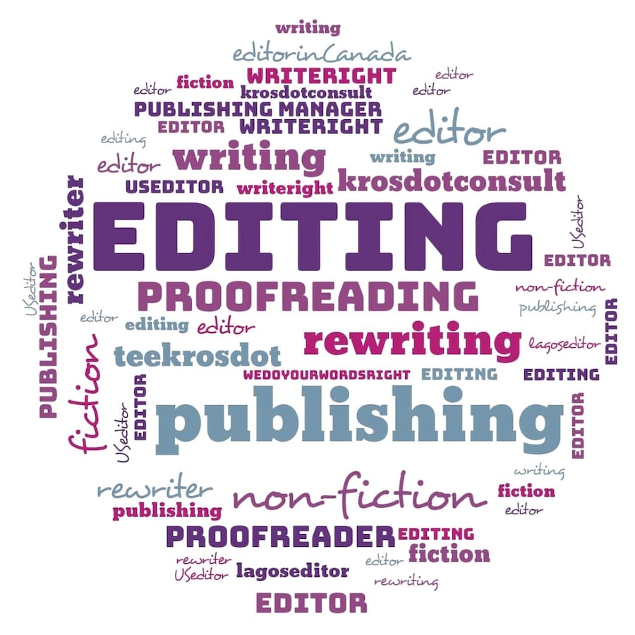 Editing and Proofreading Services