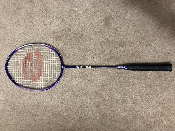 788e1421e537 Used Super-K Badminton Racket for sale in Menlo Park - letgo