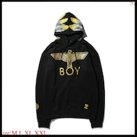 SUDADERA BOY LONDON BARCELONA