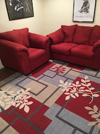 New Loveseat and Chair Montgomery Village, 20886