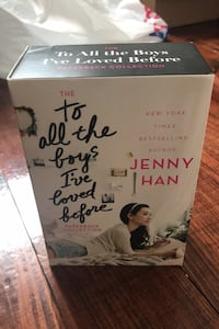 """""""To All the Boys I've Loved Before"""" trilogy box set New Orleans, 70130"""