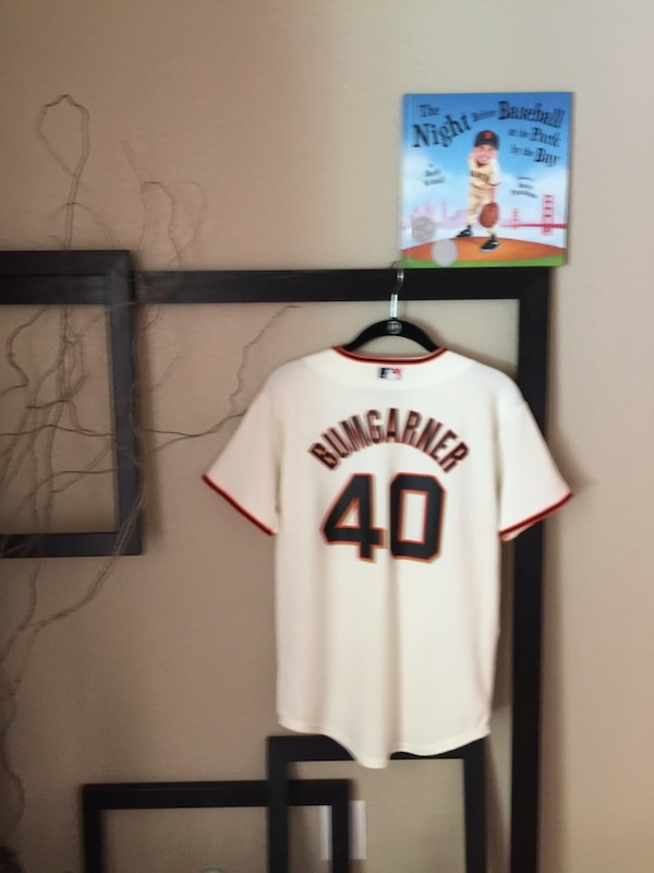 pretty nice d5033 33a13 SF Giants baseball jersey