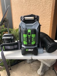 Ego 145 MPH 56Volts Cordless Backpack Blower with Battery 7.5an Charger $250 Carrollton, 75006