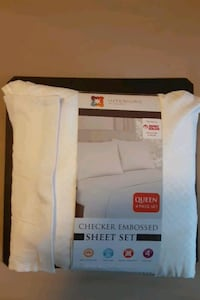 Queen size 4 piece set of Sheets Brand New