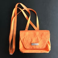 Baggallini Crossbody Purse, Orange Watertown, 02472