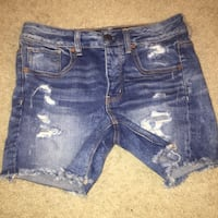 American Eagle Tomgirl Stretch Shorts (Size 2) Gaithersburg, 20877