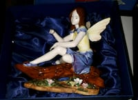 ADELINE COLLECTABLE PORCELAIN FIGURINES