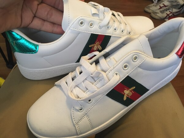 a9011f66a50 Used 9.5 Gucci sneaker shoes. for sale in Hawthorne - letgo