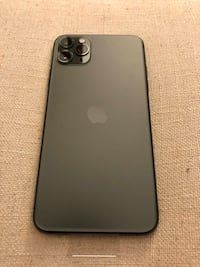 iPhone 11 Pro Max - Midnight Green - 512GB (AT&T)