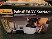 NEW Wagner PaintREADY Station MARTINSBURG