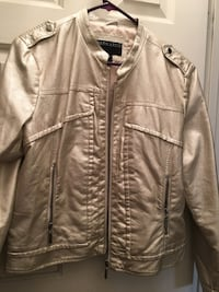 Gold Leather Jacket Las Vegas, 89148