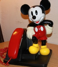 Mickey mouse phone never ever used TORONTO