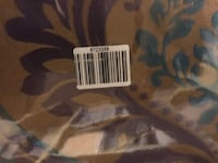 Milana Bedding and Curtain Set - $400 (Wheaton)  Silver Spring, 20902
