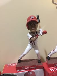 Juan Soto bobble head Fairfax, 22030