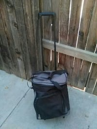 black soft-side luggage Bakersfield, 93309