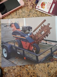 Ditch Witch 1020 model number  WASHINGTON