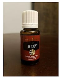 "Young living ""Thieves"" Essential oil 5ml"