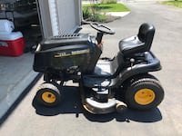 Yard machines 20hp 3 blade lawn tractor for sale. Motor is seized. This machine was cutting great before motor blown. Everything is in great working condition other then motor. 48 inch deck Macungie, 18062