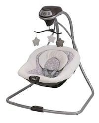 Graco Simple Sway Baby Swing Cary, 27518