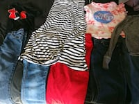 Clothes assorted sizes /brands Lubbock, 79403
