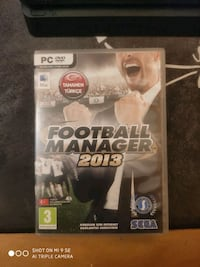 Football Manager 2013 (CD)