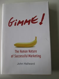 Book Gimme!  The Human Nature Of Successful Marketing   Notre-Dame-de-l'Île-Perrot