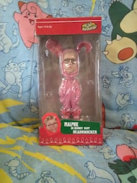 A Christmas Story Ralphie in a bunny suit headknoc