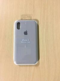 iphone X silicone case Brand new  OEM 537 km