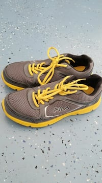 Fila Running Shoes Size 8