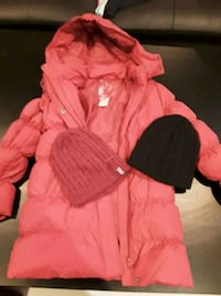 women's pink and black dress Longueuil, J3Y 2M9