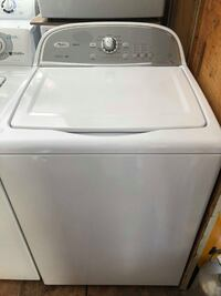 WHIRLPOOL TOP LOAD 5.2 CUBIC FOOT OVERSIZE CAPACITY WASHER SERVICED - TESTED - CLEANED - WARRANTY BURLINGTON
