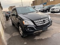2011 Mercedes-ML350 Gas Toronto