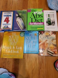 Cookbooks Washington, 20011