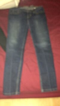 black and gray denim pants St. John's, A1E 4K7
